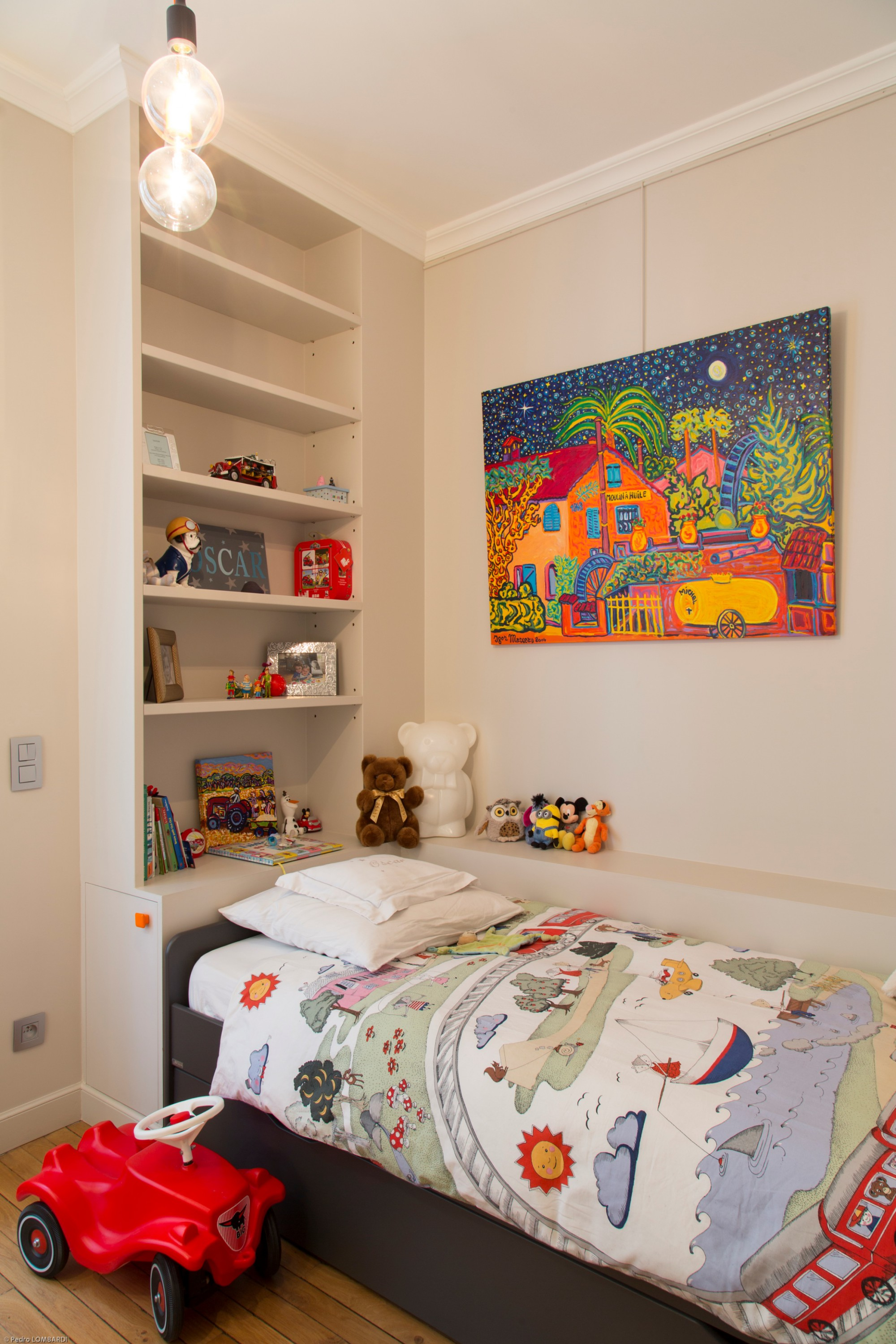 STS Services - Chambre